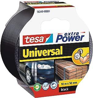 tesa 56348-00001-05 Cinta americana Extra Power UNIVERSAL 10m x 50mm negra