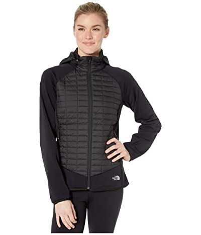 The North Face Thermoball Hybrid Jacket (TNF Black) Women
