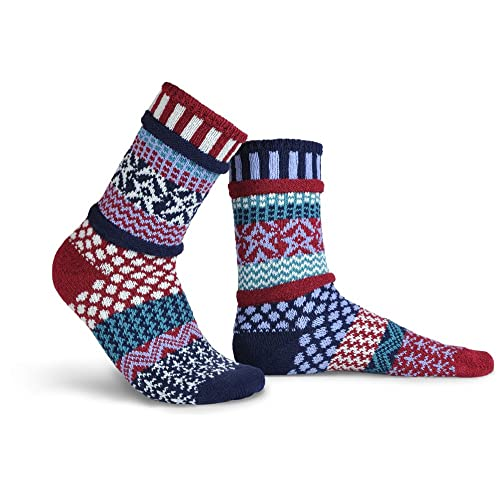 76ca5da5a8936a Solmate Socks Mismatched Socks for Men or Women