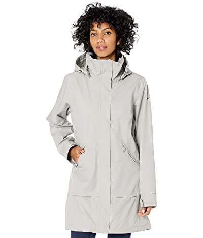 Columbia Pulaski Interchange Jacket (Flint Grey/Chalk) Women