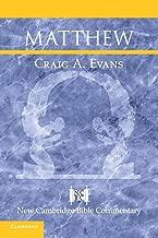 Matthew (New Cambridge Bible Commentary)