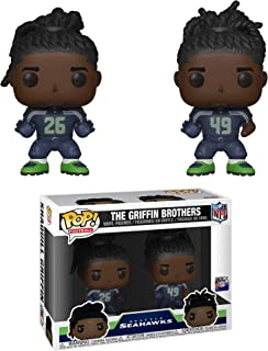 Funko POP! NFL: Griffin Brothers 2PK