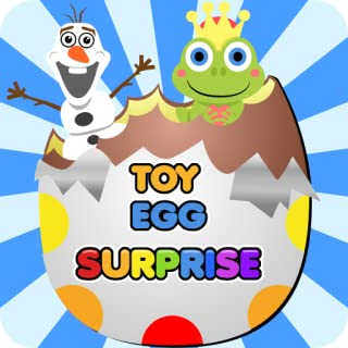 Toy Egg Surprise – Fun Toy Prize Collecting Game