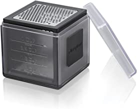 Microplane 15986 Cube Grater, Black