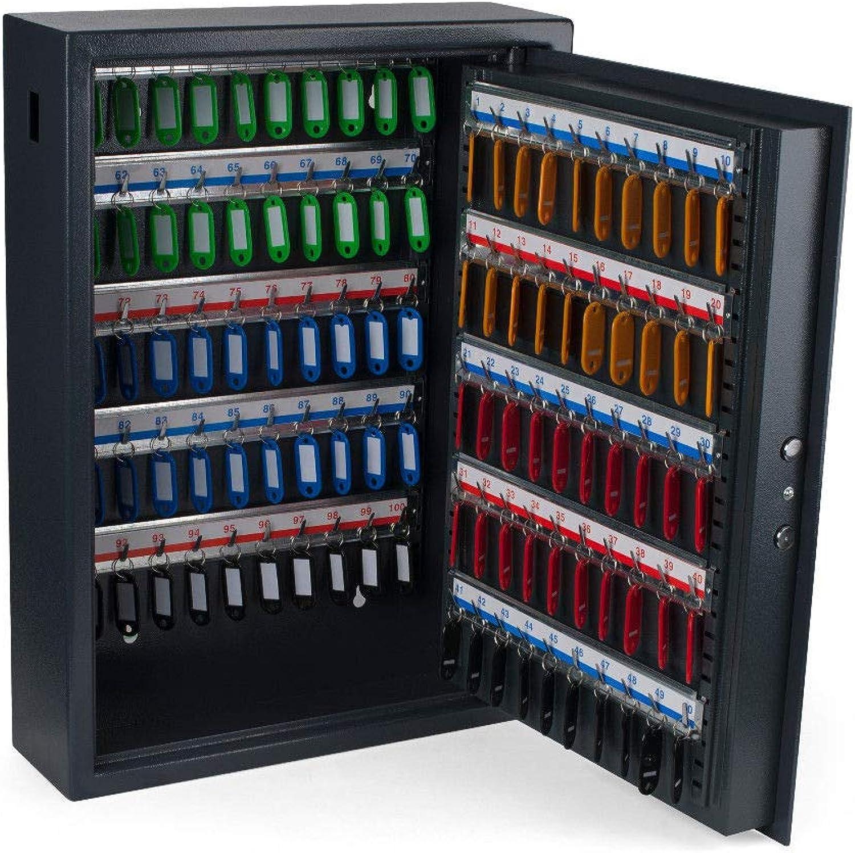 Pora Schlüsselkasten mit elektronischem Schloss für 100 Schlüssel