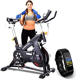 New NORFLEX Spin Bike Flywheel Commercial Gym Exercise Home Workout Bike Fitness