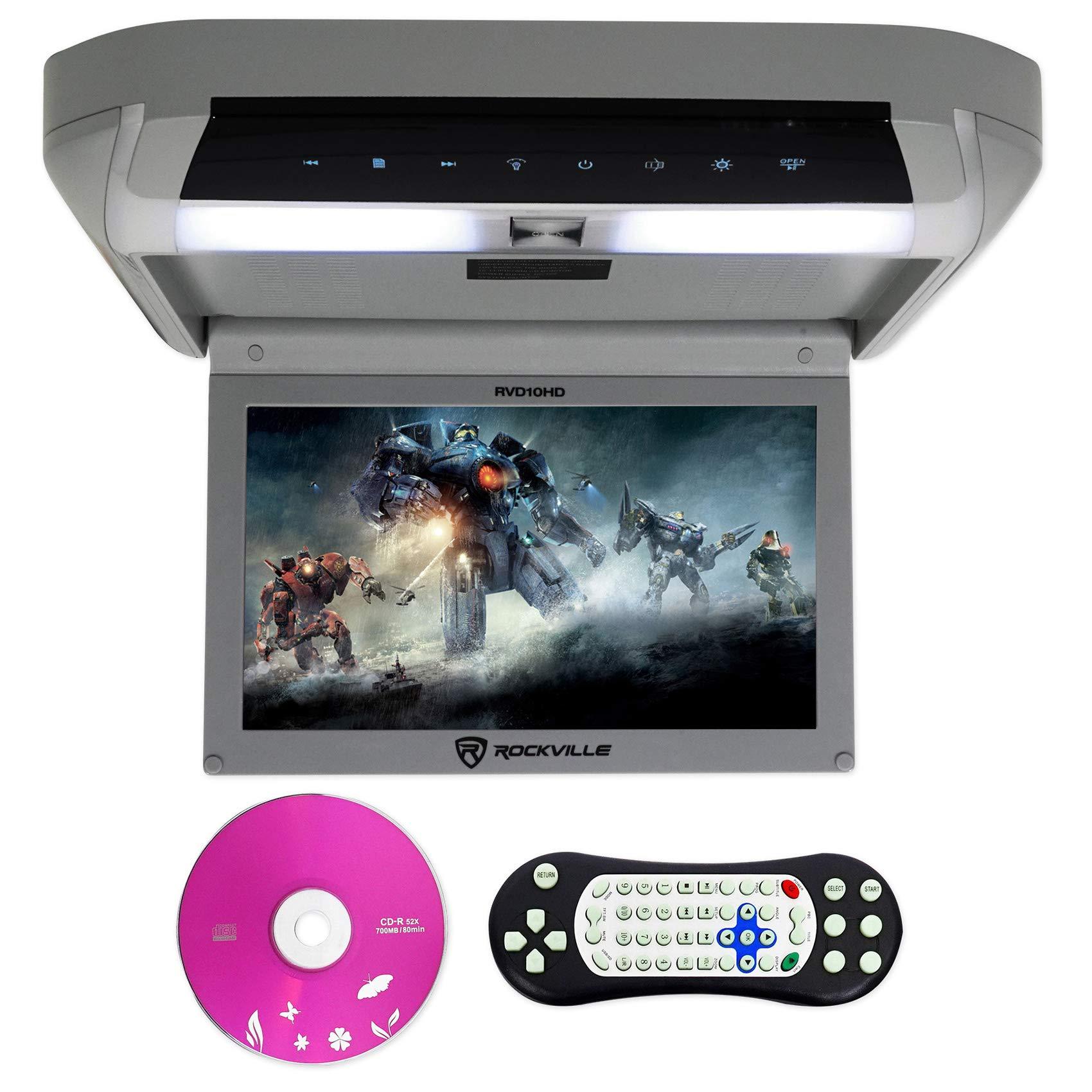 Rockville RVD10HD GR Monitor Player Games