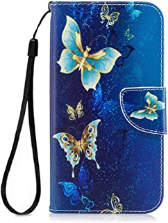 Cover for Samsung J7 Case for Women, Samsung Galaxy J7 Perx Wallet Case,Folio Flip PU Leather Galaxy J7 Cell Phone Case Ca...