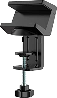 StarTech.com Power Strip Desk Mount - Clamp-on Power Strip Holder - Adjustable - Desk/Table Clamp for Power Strip (PWRSTRP...