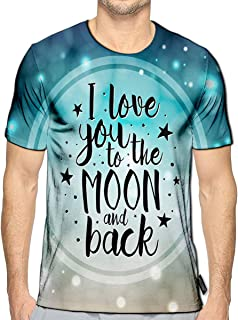 3D Printed T Shirts Pattern Shape Star with Branch Berries Spring Decoration Casual Mens Hipster Top Tees