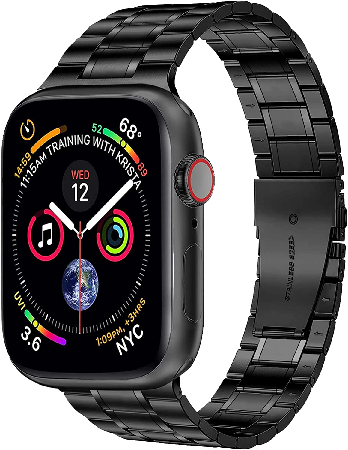 NYENEIL Compatible with Apple Watch Band Dealing full price reduction 38MM 40MM Bargain sale 42MM 44MM Sta