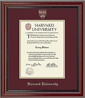 M. LA HART NCAA Unisex-Adult Diploma Frame