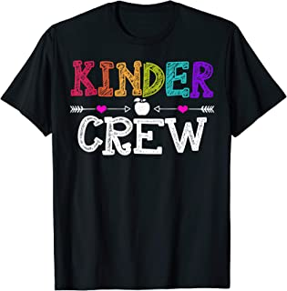 Best kinder crew t shirt Reviews