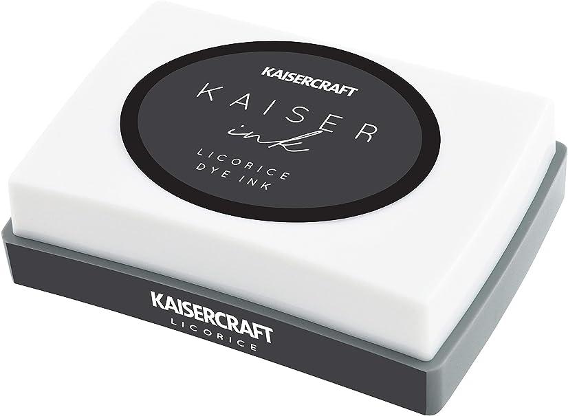 Kaisercraft IP753 KaiserInk Ink Pad-Licorice