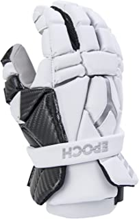 Epoch Lacrosse Integra High Perfomance Lacrosse Gloves with Phase Change Technology, Real Carbon Thumb for Attack, Middie and Defensemen