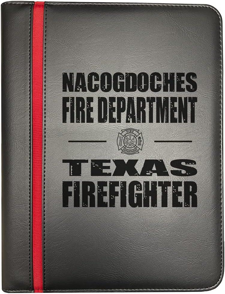 Nacogdoches Texas SALENEW very popular! Fire Departments Firefighter Thin Red Fir Line Arlington Mall