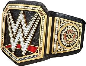 WWE Authentic Wear Unisex WWE World Heavyweight Championship Commemorative Title Belt (2014), Multicoloured, One size