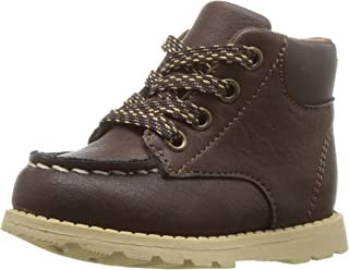 Carter's Kids Boy's Brand Brown Boot Fashion