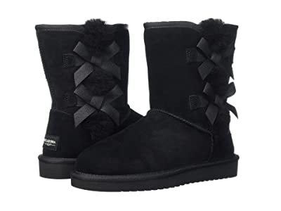 Koolaburra by UGG Victoria Short (Black/Black/Black) Women