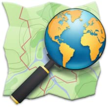 OSM Viewer. A handy GPS map