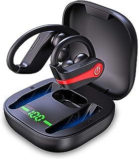 Wireless Earbuds, Motast Bluetooth 5.1 Sport Headphones IP7 Waterproof 40H Playtime Earhooks...