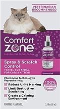 Spray & Scratch Control Spray Cat Calming, 2 Ounces