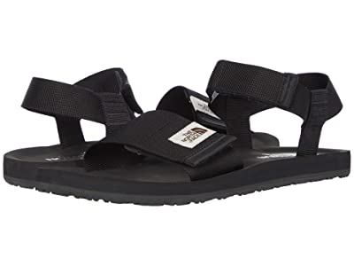 The North Face Skeena Sandal (TNF Black/TNF Black) Men