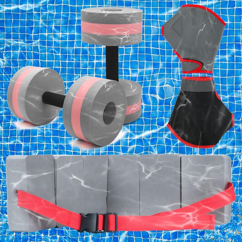 KLOLKUTTA Water 新作続 Dumbbells Set Exercise 10%OFF Dumbb Aerobic Foam
