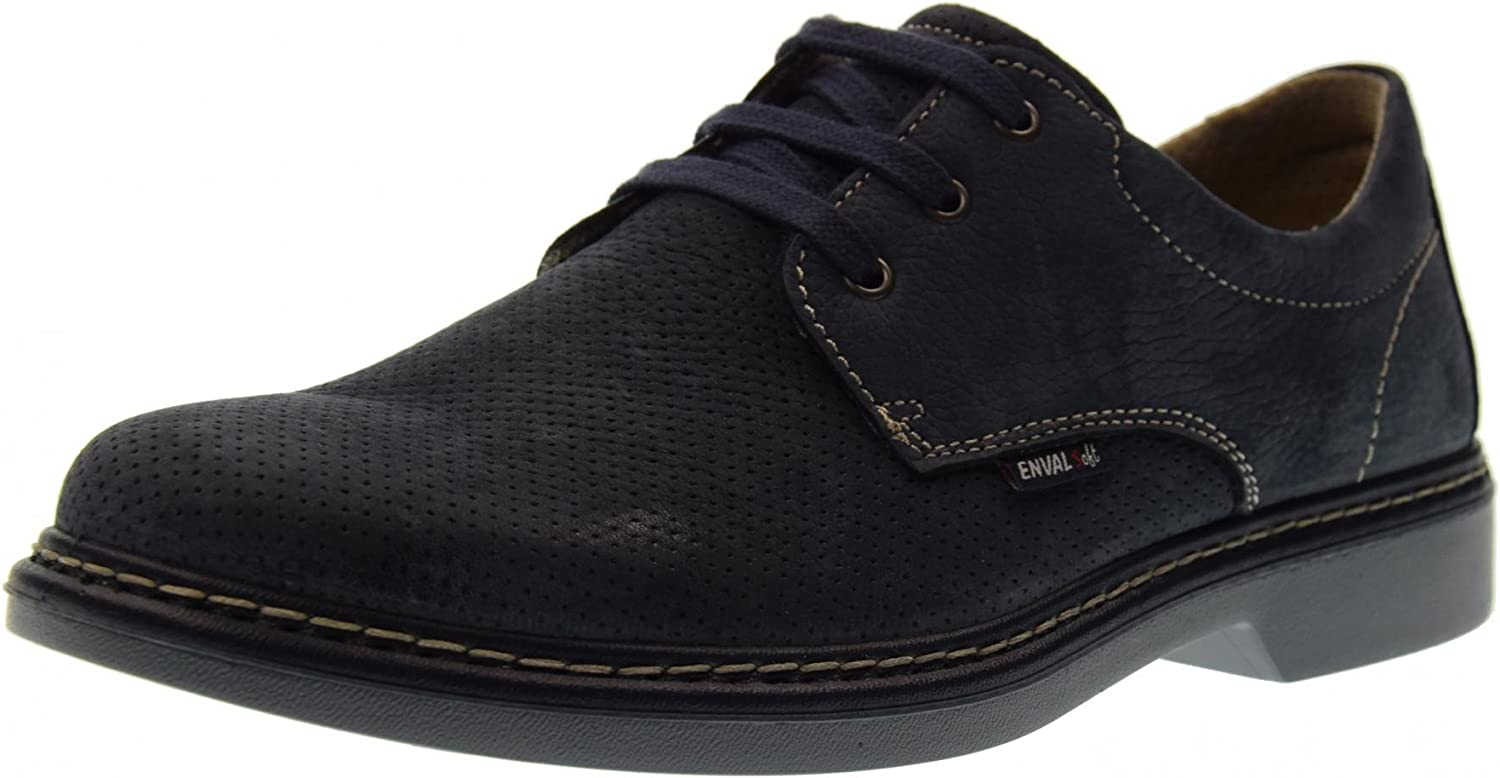 Enval Soft Classic Men's shoes 1202733 blue