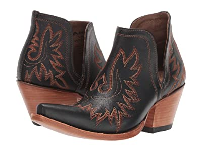 Ariat Dixon (Brooklyn Black) Cowboy Boots