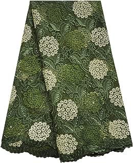 embroidered saree fabric