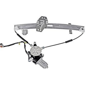 Amazon Com Dorman 751 158 Front Driver Side Power Window Regulator And Motor Assembly For Select Acura Models Automotive