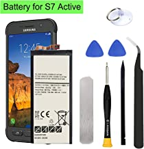 Best galaxy s7 active battery recall Reviews