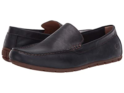 Born Allan (Navy Full Grain Leather) Men