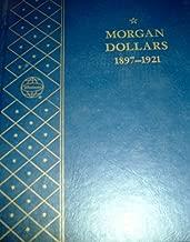 Whitman Bookshelf Morgan Dollars 1897-1921 Coin Album