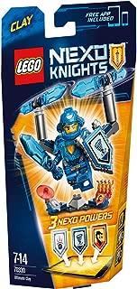LEGO Nexo Knights Clay (70330) [KLOCKI]