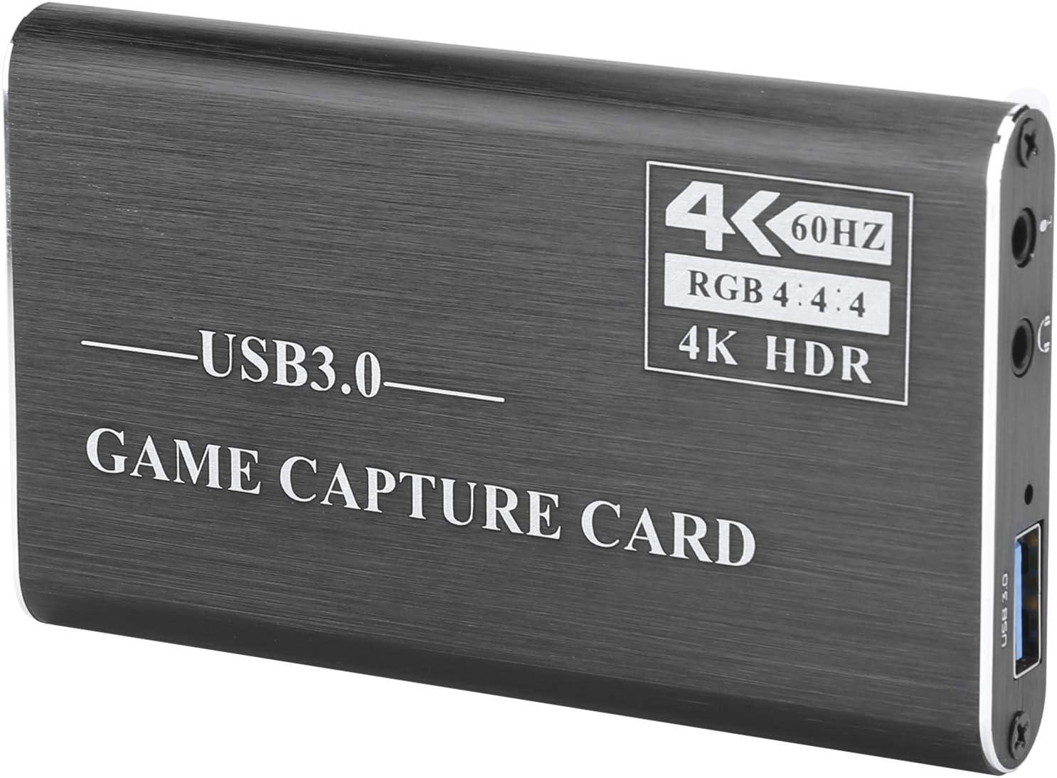 eboxer-1 HDMI Capture Card 4K 35% OFF Record Free High Drive Sale USB3.0 Box