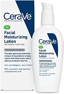 Cerave Facial Moisturizing Lotion PM 3 Oz (2 Pack)