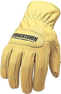 Youngstown Glove 12-3265-60-M Ground Glove Performance Work Gloves, Medium, Tan