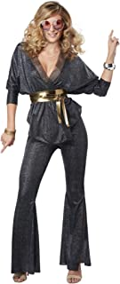 Women's Disco Dazzler Adult Woman Costume