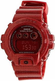G-Shock Red Digital Dial Red Resin Multi Quartz Male Watch GMDS6900SM-4