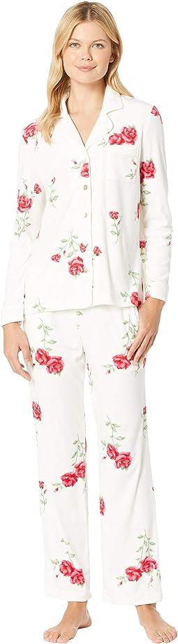 Luxe Cozy Fleece Pajama Set