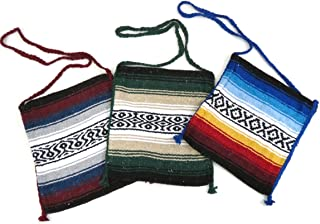 3 Pack Recycled Mexican Tote Purse Bag Falsa 13