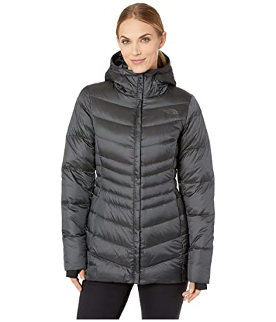 The North Face Aconcagua Parka II (Shiny Asphalt Grey) Women