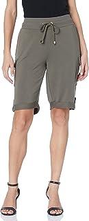 Calvin Klein womens CARGO DRWSTNG SHORT Shorts