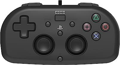 Hori 229730 Mini Gamepad Kids Controller, Official Licensed, Zwart (Ps4)