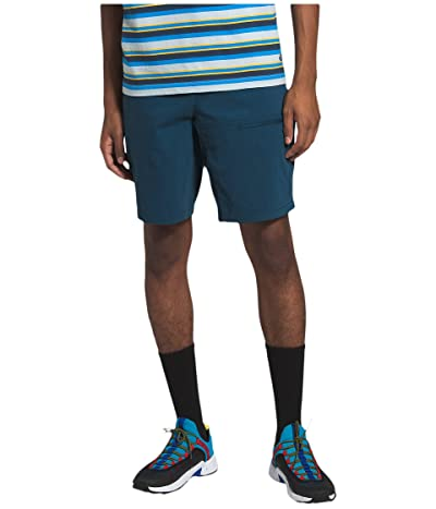 The North Face Granite Face Shorts (Blue Wing Teal) Men
