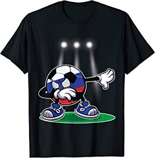 Russia Soccer Jersey 2019 Russian Football Fans Team Kit T-Shirt