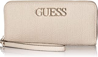 GUESS Heritage Large Zip Around Wallet