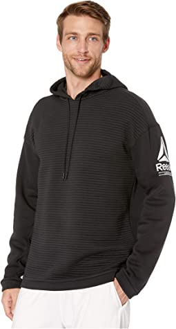 Workout Ready Fleece Over The Head Hoodie